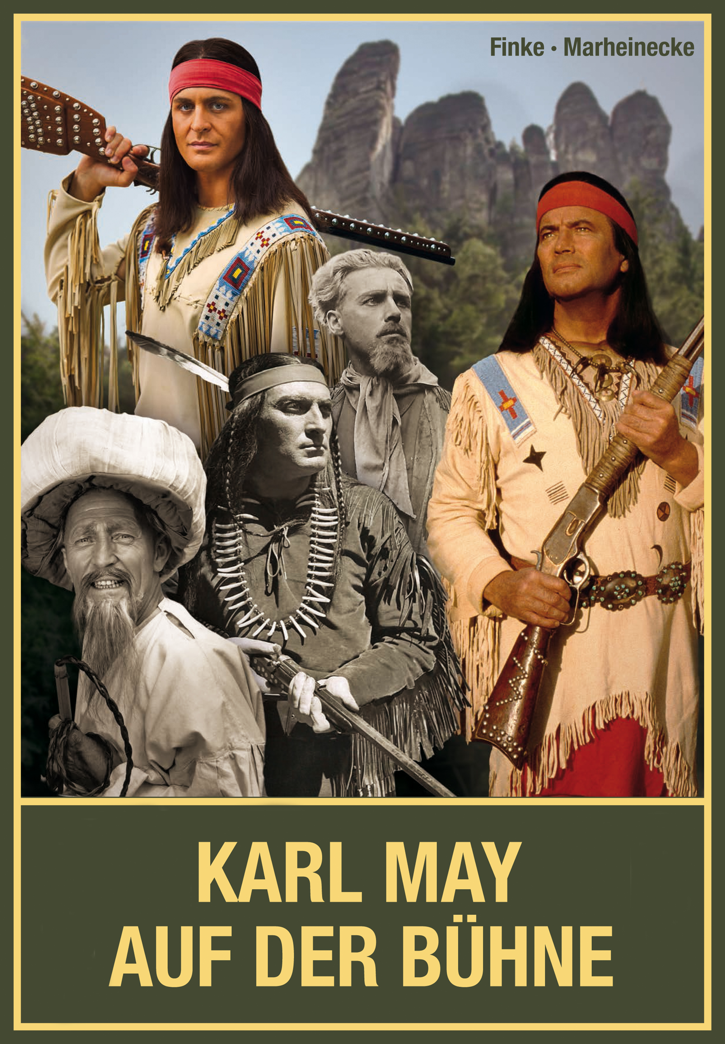 Karl May Filme Stream