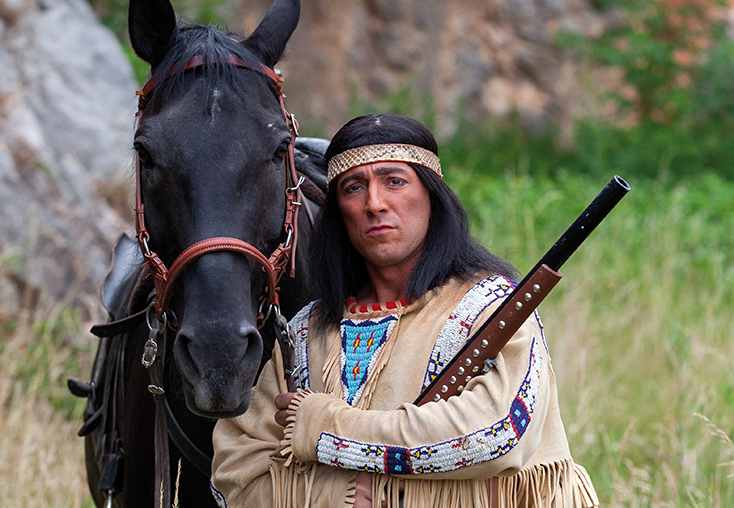 Winnetou in Winzendorf