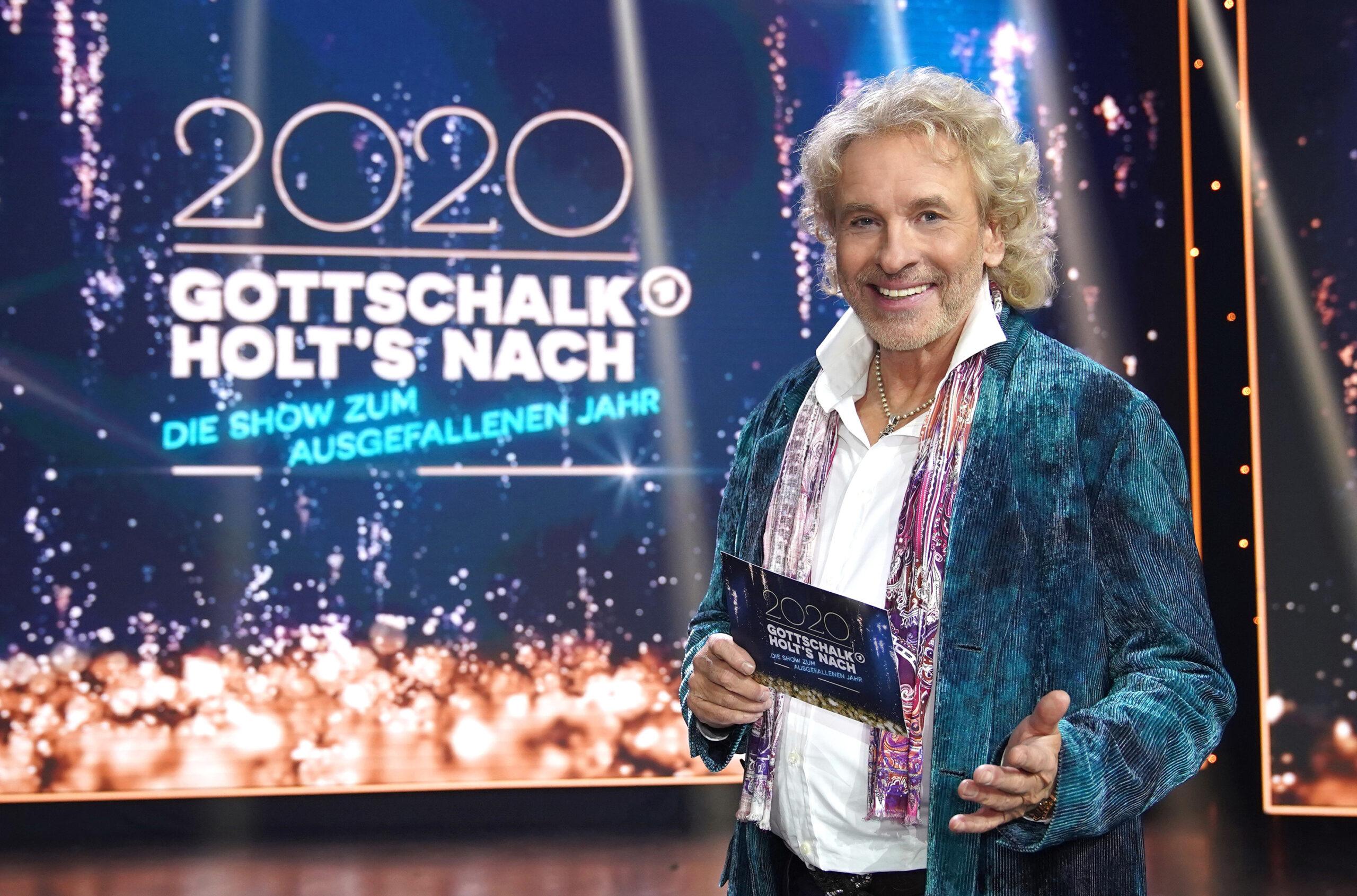 2020 – Gottschalk holt's nach