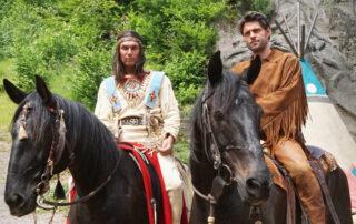 Winnetou Old Shatterhand Elspe Festival